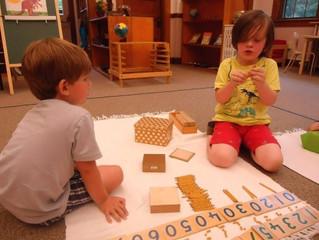Kindergarten: A Child's Mathematical Mind