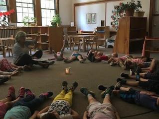 Preschool: When I Make Silence
