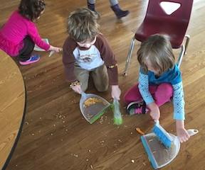 Kindergarten: Class Meeting