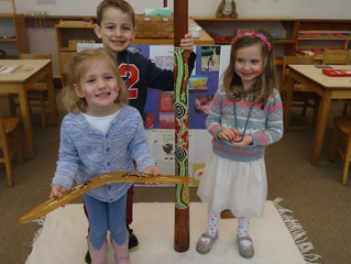 Kindergarten: A Cultural Celebration of Australia