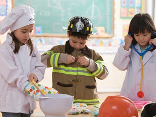 Jr./Sr. Kindergarten:  Toys Are Toys, Clothes Are Clothes:  Creating a Gender Neutral Classroom Envi