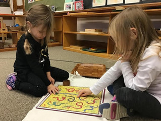 Preschool: Snakes and Ladders