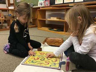 Preschool: Snakes and Ladders
