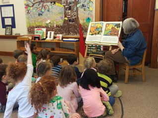 Pre-Primary: Literacy and Culture…The Crocodile and the Ostrich