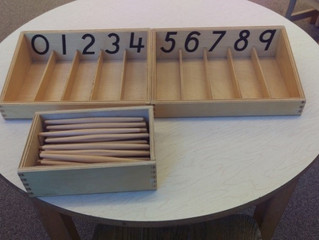 Pre-Primary:  One, two, three....three spindles!