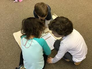 Kindergarten: Class Surveys