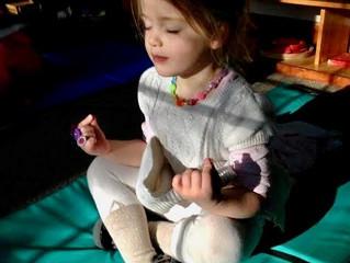 Preschool:  Mindfulness