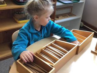 Preschool: Spindle Boxes