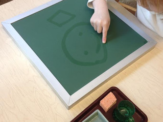 Preschool:  Pre-handwriting