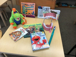 Kindergarten: A Visit from a Dentist!