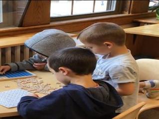 Kindergarten: Exploring the 100 Board