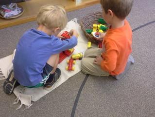 Pre-Primary:  Make New Friends