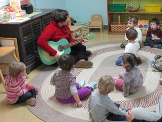 Seedlings:  Music with Kate