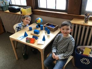 Kindergarten: Montessori Extensions