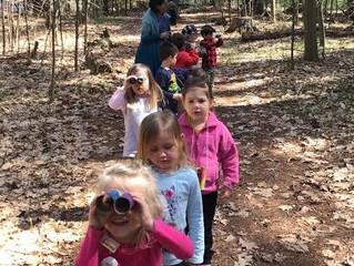 Preschool:  Nature Exploration