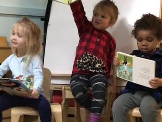 Seedlings: Readers in the Seedlings Classroom