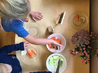 Preschool: Snack Time