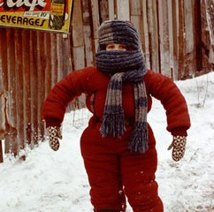 Pre-Primary: Getting Dressed to Go Outside…