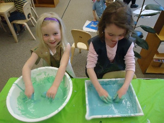 Kindergarten: Let's Take Care of the Earth!