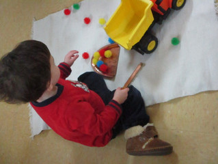 Seedlings: Toddlers and Purposeful Work