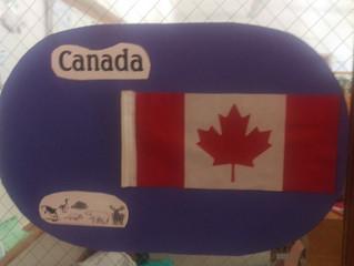 Pre-Primary: Celebrating Canada