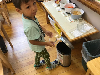 Pre-Primary: Composting and Recycling…