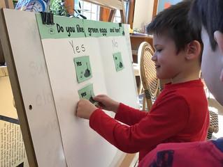 Preschool: Green Eggs and Ham