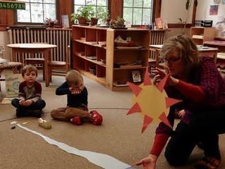 Preschool: The Water Cycle