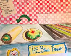 The Blonde Burrito