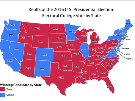US Elections, 2016