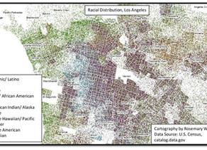 Racial Distribution in Los Angeles