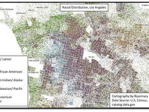 Racial Distribution in Los Angeles