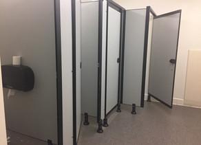 Bathrooms at UCLA