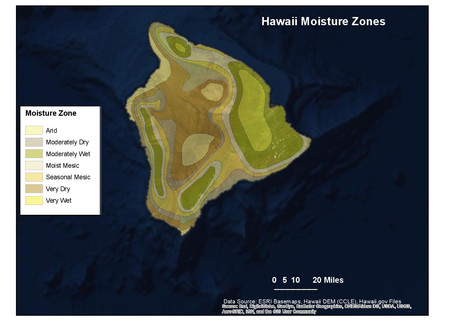 Hawaii Terrain