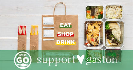 GO Support Gaston Facebook Event TAKEOUT