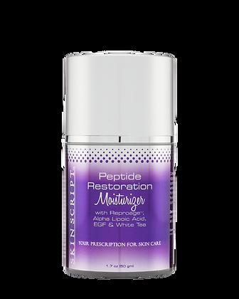 Skin Script Peptide Restoration Moisturizer
