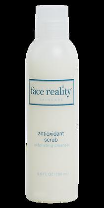 Antioxidant Scrub Cleanser