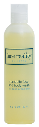face reality skincare Mandelic Face and Body Wash