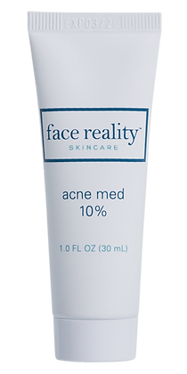 face reality skincare 10% Acne Med