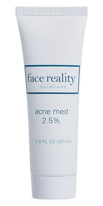 Face Reality 2.5% Acne Med