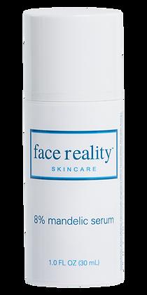 face reality skincare 8% Mandelic Serum