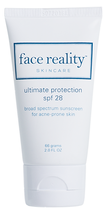 face reality skincare Ultimate Protection SPF 28
