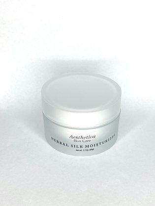 Aesthetica Skin Care Herbal Silk Moisturizer