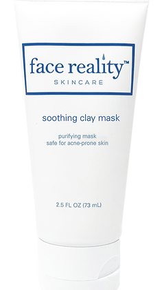 face reality skincare Soothing Clay Mask