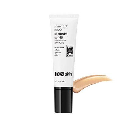 Modern Aesthetics - PCA Skin - Sheer Tint Broad Spectrum SPF 45