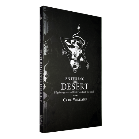 Entering the Desert - Book Review by Mark Stavish