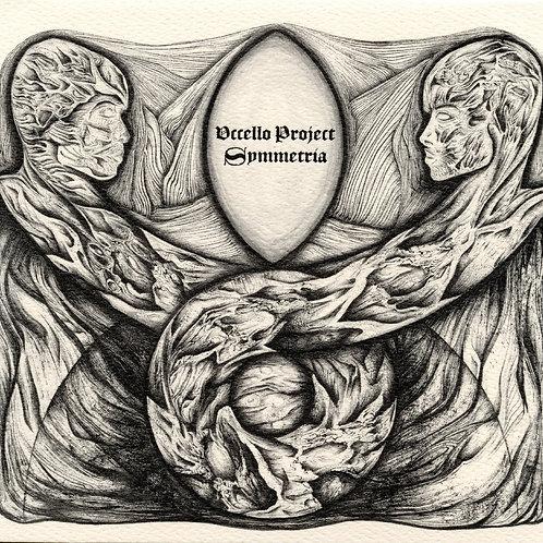 UCCELLO PROJECT–Symmetria  [CD]