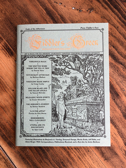Fiddler's Green 7: Gods of the Afternoon [Zine]