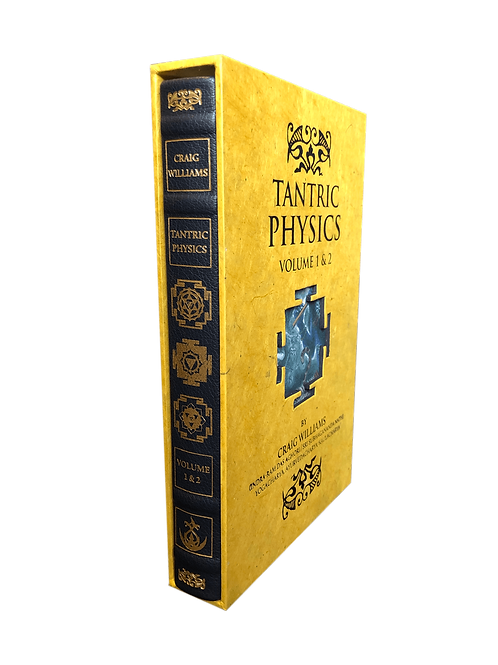 Tantric Physics Vol.1 & 2 [ARTISANAL Ed.]