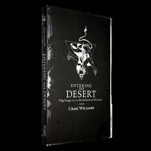 Entering the Desert [Paperback]